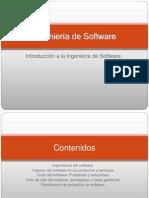Introduccion a La Ingenieria de Software 0