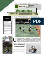 SACAPUNTAS 17 EDICION