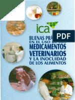 Buenas Practicas Uso Medicamentos Veterinarios