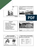 ENB272 - LN - Week 4 - Permeability - 6 Slides Per Page -Gray