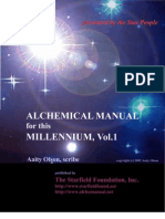 Alchemical Manual for This Millennium Vol-1 by Aaity Olson