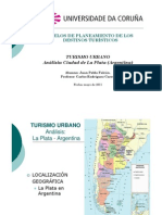 JP FALCON -  Turismo Urbano. La Plata - Presentación