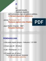 Kuliah Parkinson Dr Thamrin S