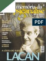 Mente e Cerebro - Memória da Psicanálise - Lacan