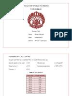 Tugas Unit Operasi Dan Proses - Unit Filtrasi