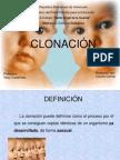 presentacion de clonacion