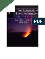 Fundamentals of Thermodynamics solutions ch06