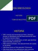 Historia, Ciitología