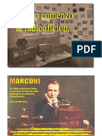 Comezos radioaficion
