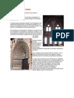Arte y Arquitectura Gótica