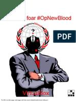 Blackup for #OpNewBlood - VirtualBox