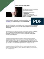 Excedentes Sociales, Television y Ginebra.