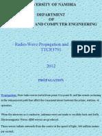 Radio Wave Propagation 2 Ppt