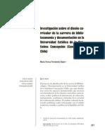 Investigacion Sobre El Curriculo