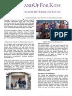 SUFK Phoenix Program Summary