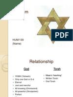 Week 5-Judaism Presentation
