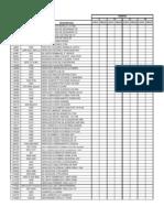 Costos y Precios Recopilacion Actualizada Abril