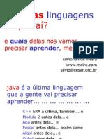 Icc 09 Linguagens Programas Engenharia