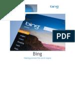 Bing Campaign