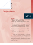 Sample Chapter 8 Therapeutic Exercise