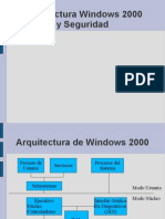 Arquitectura Windows 2000