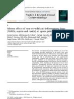 Efectos Adversos en GI de Aines 2010[1]