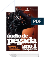 Audio de Pegada Compilacao 2009 2010