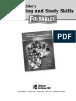 Foldables Dinah Zike