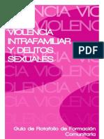 Guia de Rotafolio Violencia Intrafamiliar y Delitos Sexuales
