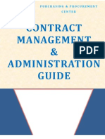 Contract Management Guide