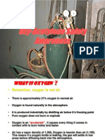 Oxyacetylene Cutting