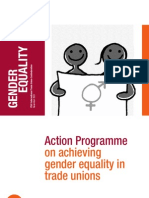 Gender Equality - Action Programme E