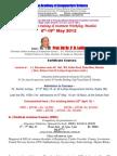 Training Course Mumbai May 2012