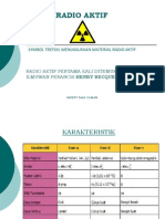 presentasi bahaya radioaktif