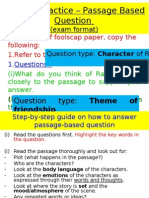 Step-By-step Guide to Passage-Based Question(for Blog)