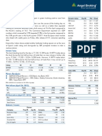 Market Outlook 30th April 2012