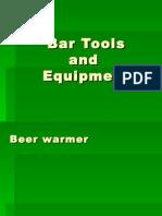 Bar Tools and Equipment