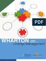 Wharton on Change Management BP