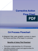 Corrective Action Flow Chart