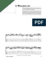 Advanced Country Guitar PDF Transcriptions