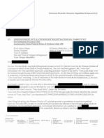 Lesko Scary Letter Redacted 1