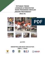 BUKU 3A JUKNIS Pemeliharaan Sarpras 051710 Final