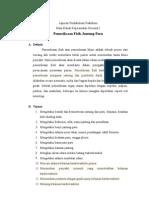 [Edit] Laporan Pendahuluan Praktikum
