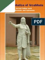 The Aryabhatiya of Aryabhata