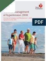 Hypertension - 2010 Update