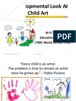 Child Art Presentation (9th February)