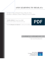 Belief Systems and Approaches to Literacy Instruction (Vacca)