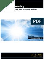 Catalogo formazione 2012
