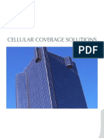 Axell Wireless Cellular Coverage Solutions Brochure