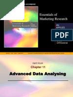 Chapter 11 Advanced Data Analysis